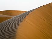 Oman, Al Raka, dunes in Rimal Al Wahiba desert - AMF05106