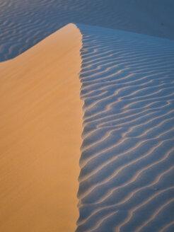 Oman, Al Raka, dune in Rimal Al Wahiba desert - AMF05109