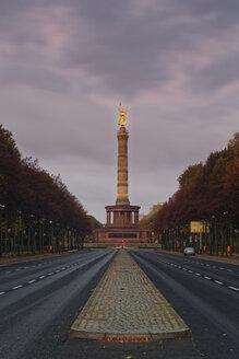 Germany, Berlin, Berlin-Tiergarten, Great Star, Berlin Victory Column - GFF00896