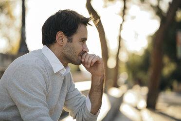 Pensive man - KKAF00129