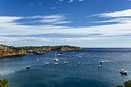 Spian, Ibiza, Sa Caixota Beach with sailing boats - KIJF01032
