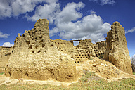 Spain, Torremormojon, castillo - DSGF01192