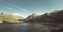 Italy, Spluegen Pass, Lago di Spluga - DWIF00808