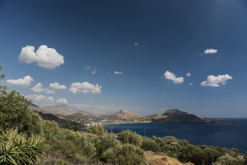 Greece, Crete, view to Plakias - KAF00177