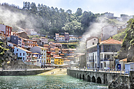 Spain, Asturias, Cudillero - DSG01281