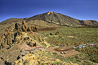 Spain, Tenerife, landscape at Teide National Park - DSGF01296