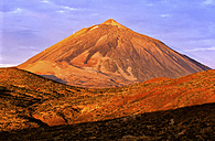 Spain, Tenerife, Sunrise over El Teide - DSGF01344