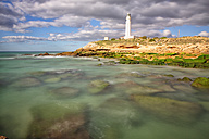 Spain, Andalusia, lighthouse at Los Canos de Meca - DSGF01361