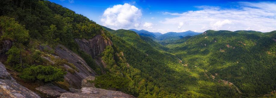 USA, North Carolina, Blue Ridge Mountains - SMAF00622