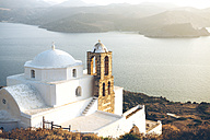 Greece, Milos, Orthodox church of Plaka - GEMF01308