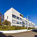 Germany, Stuttgart, Weissenhof Estate, multi-family house - WD03803