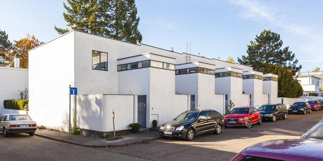 Germany, Stuttgart, Weissenhof Estate, town houses - WD03812