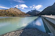 Austria, Montafon valley, Silvretta dam and Bielerhohe - STSF01174
