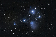M45 pleiades open star cluster - DHCF00005