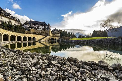 Austria, Tyrol, Kitzbuehel - THAF01870