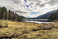 Austria, Tyrol, view to Schwarzsee - THAF01873