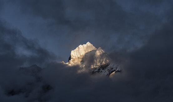 Nepal, Himalaya, Khumbu, Ama Dablam - ALRF00764