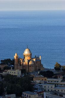 Algeria, Algier, view to Notre Dame d'Afrique - DSGF01417