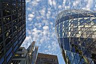 UK, London, The Gherkin - GFF00946