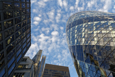 UK, London, The Gherkin - GFF00946