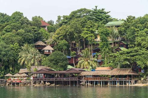 Cambodia, Sihanoukville, accommodations at Serendipity Beach - PCF00313