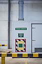 Nitrogen generator in a factory - ZEF12407