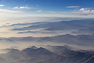 Peru, aerial view of the Andes - FOF08726