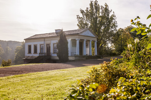 Germany, Thuringia, Weimar, Goethepark, Roman House - EGB00183