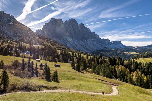 Italy, South Tyrol, Villnoess Valley, Geisler Group - EGBF00198
