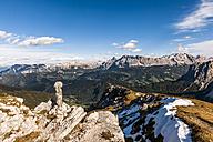 Italy, South Tyrol, Villnoess Valley, Kreuzkofel Group - EGBF00201