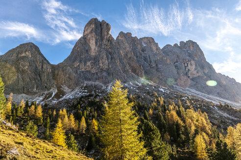 Italy, South Tyrol, Villnoess Valley, Geisler Group - EGBF00204