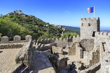 Portugal, Sintra, Castelo dos Mouros - VT00581