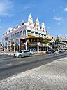 Aruba, Oranjestad, Lloyd G Smith Boulevard - AMF05252