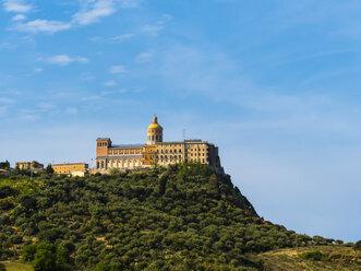 Italy, Sicily, Tindari, Santuario Maria Santissima - AMF05262
