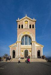 Italy, Sicily, Tindari, Santuario Maria Santissima - AM05265