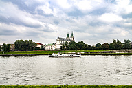 Poland, Krakow, Pauline Monastery and St. Michael's Church at Vistula River - CSTF01232