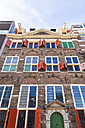 Netherlands, Amsterdam, facade of Rembrandt House Museum - WD03914