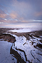 Iceland, landscape at twilight - EPF00343
