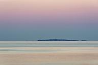 UK, Scotland, Isle of May, sunset - SMAF00690