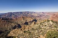 USA, Nevada, Grand Canyon National Park at sunlight - LMF00704