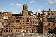 Italy, Rome, view to Trajan's Market - DSGF01484