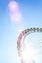 Germany, Munich, ferris wheel at the Oktoberfest - MMAF00048