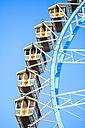 Germany, Munich, ferris wheel at the Oktoberfest - MMAF00054