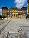 Germany, Weimar, view to Neues Museum - AM05292
