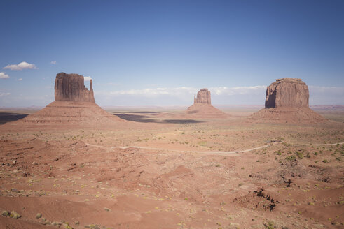 USA, Utah, view to Monument Valley - EPF00361