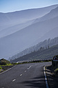 Spain, Tenerife, road in El Teide region - SIPF01429