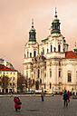 Czechia, Prague, view to St. Nicholas' Church - DSG01505