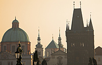 Czechia, Prague, Charles Bridge - DSGF01520