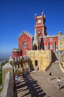 Portugal, Sintra, National Palace - DSG01523