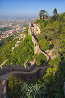 Portugal, Sintra, at the National Palace - DSG01526